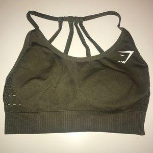 Gymshark energy seamless sports bra, size small